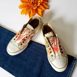 Ed Hardy Sneakers  size 7